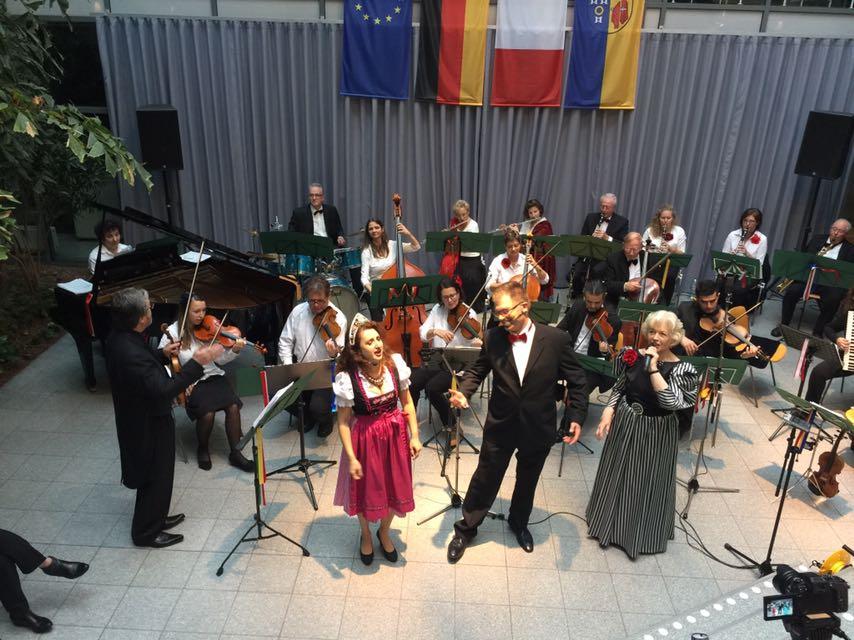 Salonorchester Kaarst 8.10.2017
