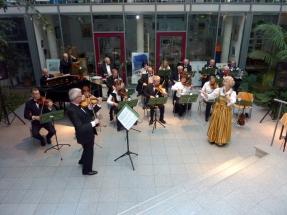 Salonmusik im Atrium 2012