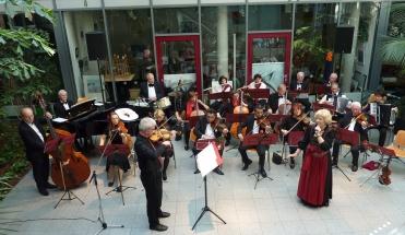 Salonmusik im Atrium 2014