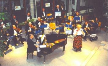 Salonmusik im Atrium 2000