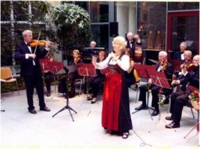 Salonmusik im Atrium 2009