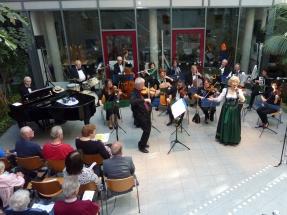 Salonmusik im Atrium 2015